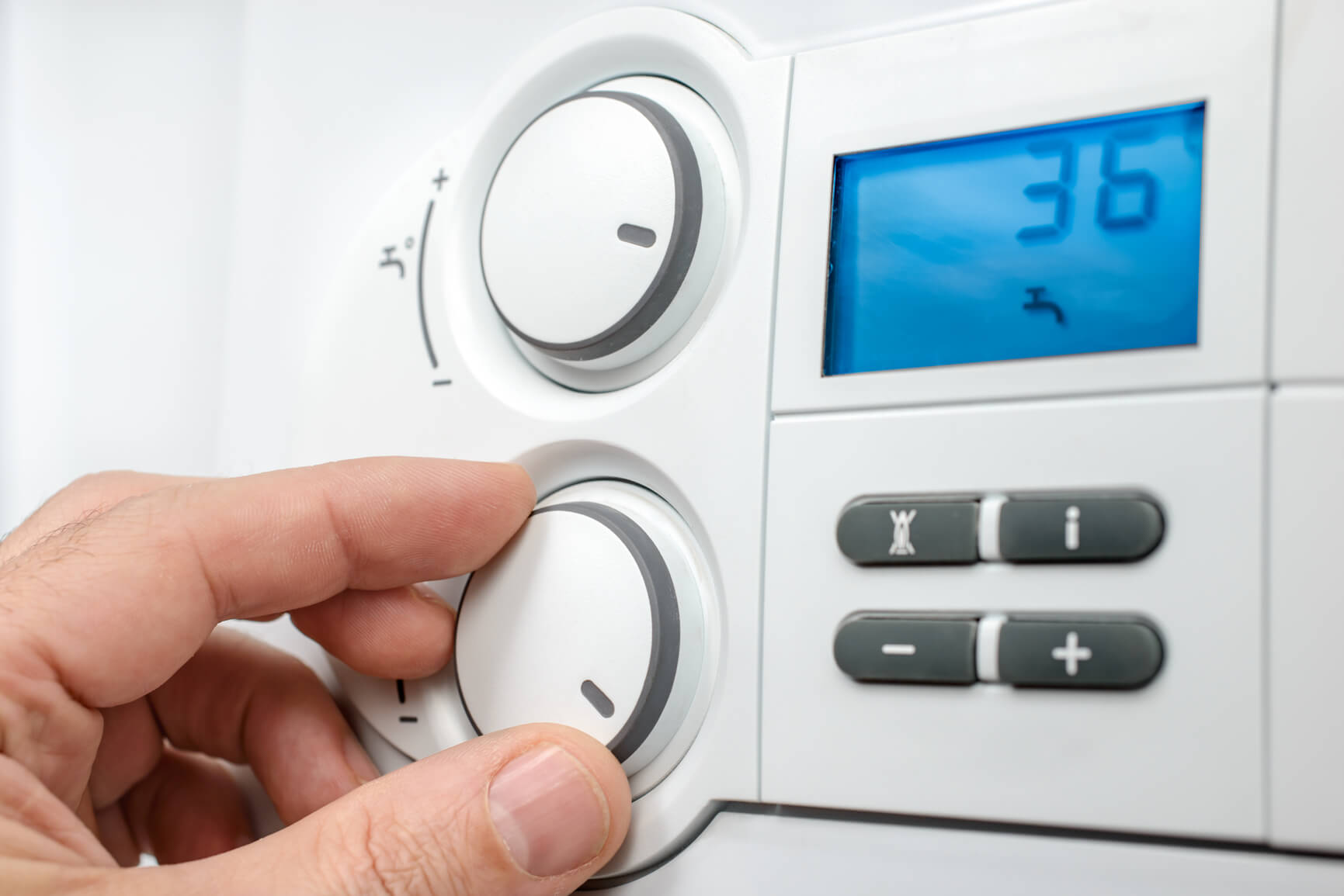 Central Heating Control
