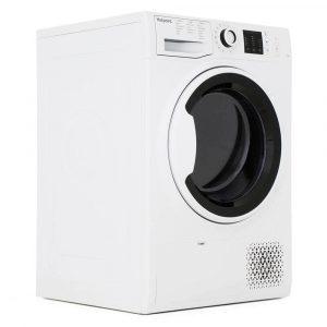 Hotpoint NTM1081WK Heat Pump Tumble Dryer