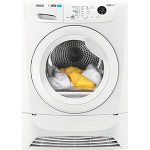Zanussi ZDH8373W Heat Pump Tumble Dryer
