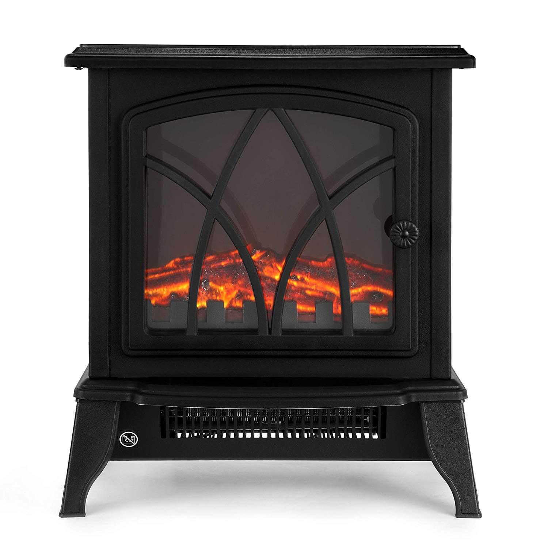 NETTA Electric Fireplace Stove Heater