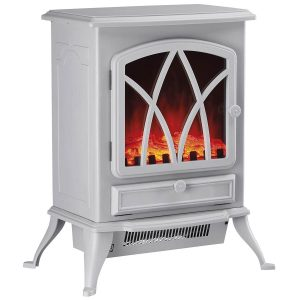 Zennox Electric Stove Fire Place