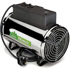 Biogreen PHX 2.8 GB Phoenix Electric Fan Heater