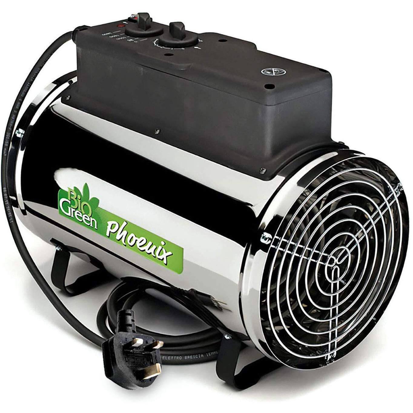 Biogreen PHX 2.8/GB Phoenix Electric Fan Heater