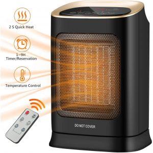 COMLIFE Ceramic Space Heater
