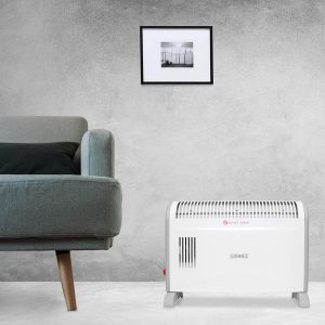 Convector Heater in Room