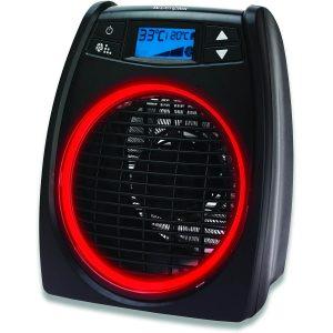 3KW UPRIGHT Flat Electric Fan Heater