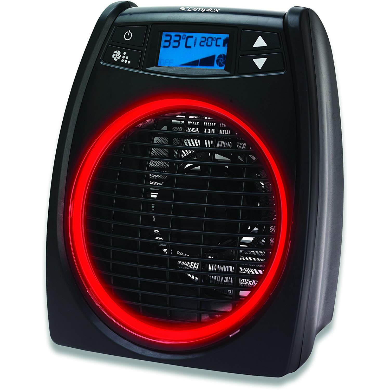 Dimplex Glofan 2 KW Upright Electric Fan Heater