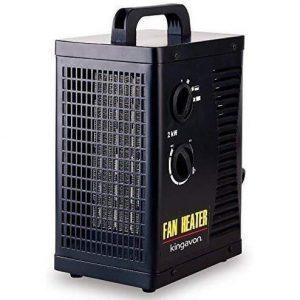 Garden Mile® 2Kw PTC Turbo Industrial Space Fan Heater