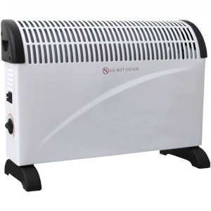 Oypla Electrical 2KW Free Standing Convector Heater