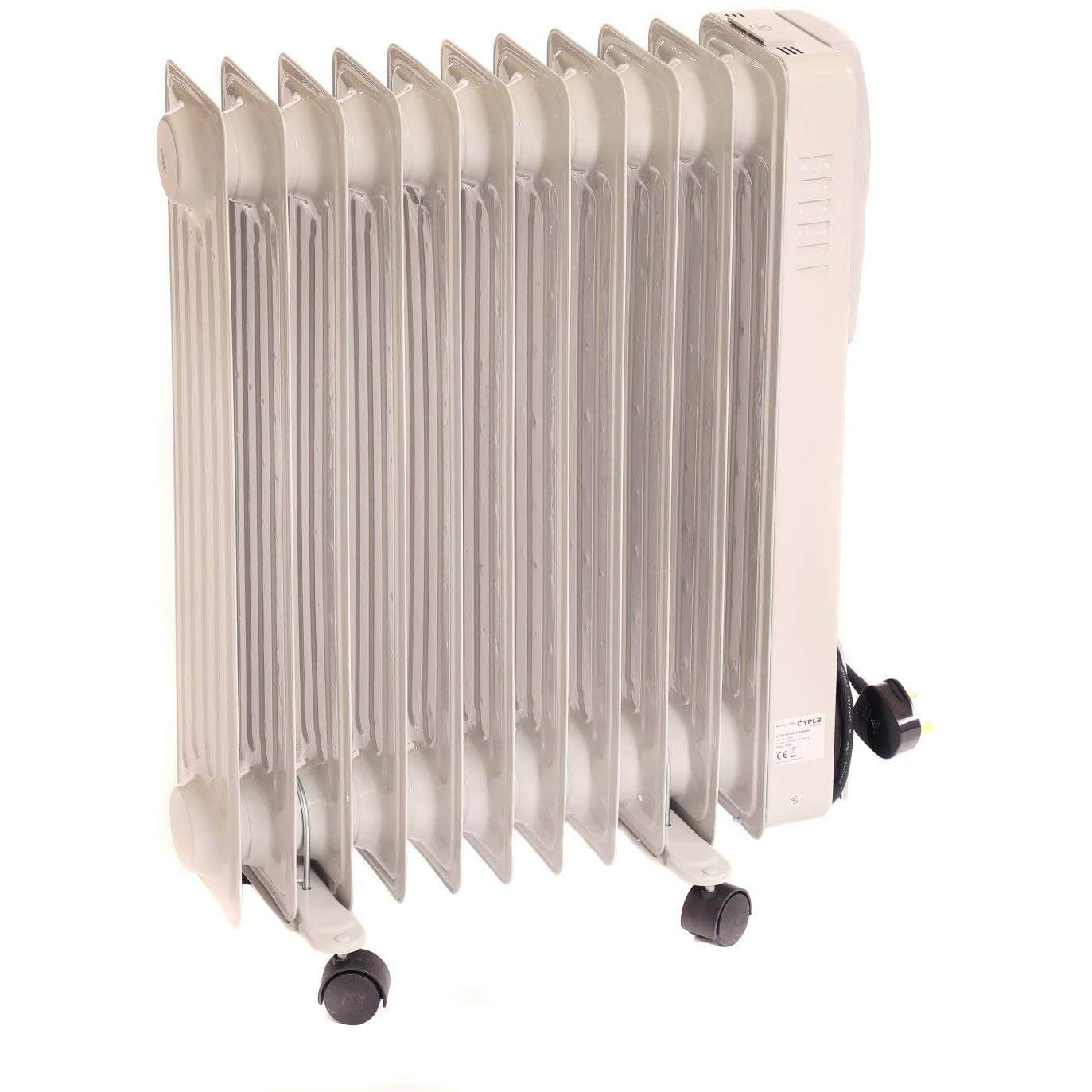 Oypla Electrical Portable Oil Filled Radiator