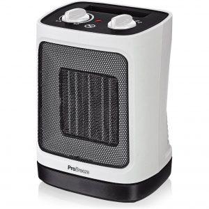 Pro Breeze® 2000W Mini Ceramic Fan Heater