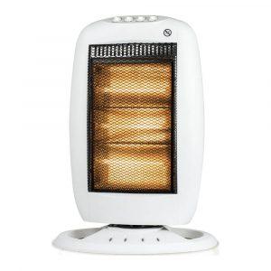 Status HH-1200W1PKB Premium Portable Oscillating Halogen Heater