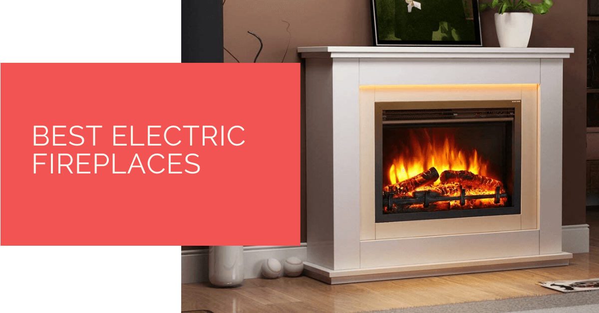 Best Electric Fireplaces For 2021 Heat Pump Source