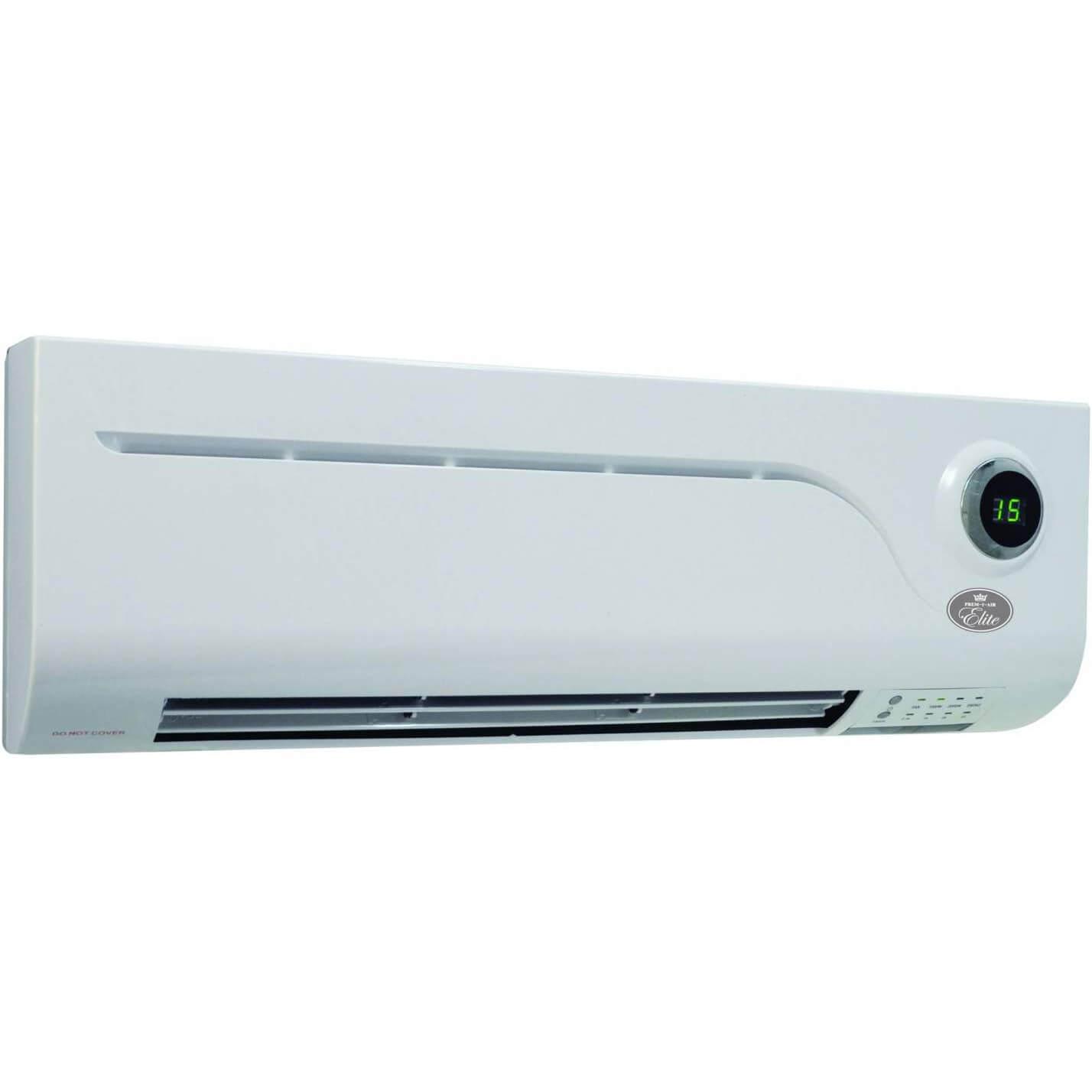 Air Curtain Over Door Wall Fan Heater