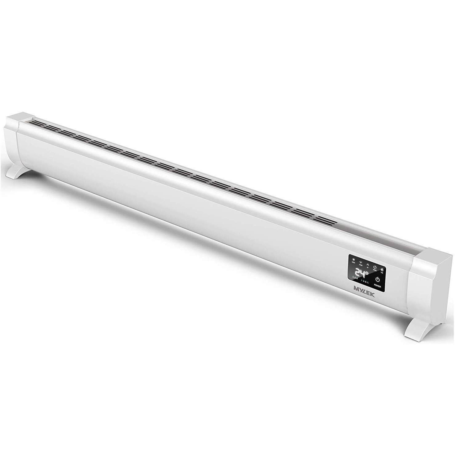 MYLEK Electric Skirting Board Convector Heater