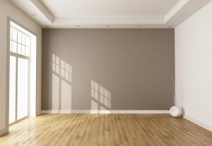Room with Skirting