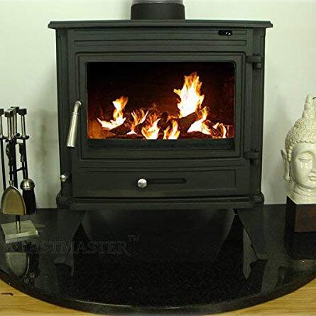 CASTMASTER Belvoir Wood Burning Log Burner