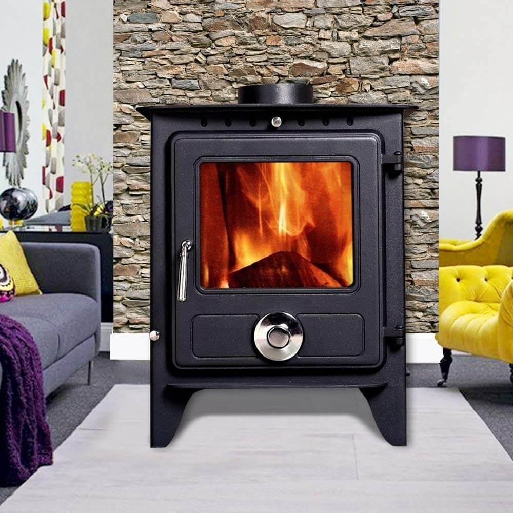 Lincsfire Reepham 6.5KW High Efficiency Log Burner