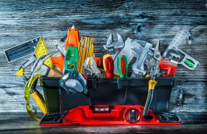Tools in Tool Box