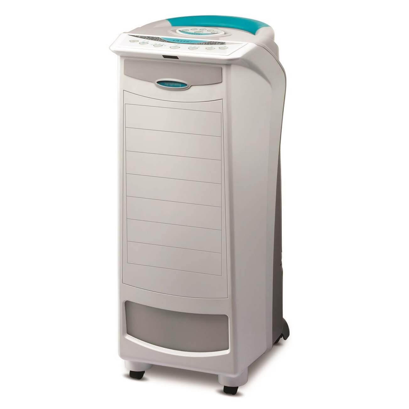Symphony White Silver-I 9L Evaporative Air Cooler