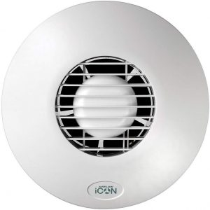 Airflow iCON ECO 15 240V 100mm Extractor Fan