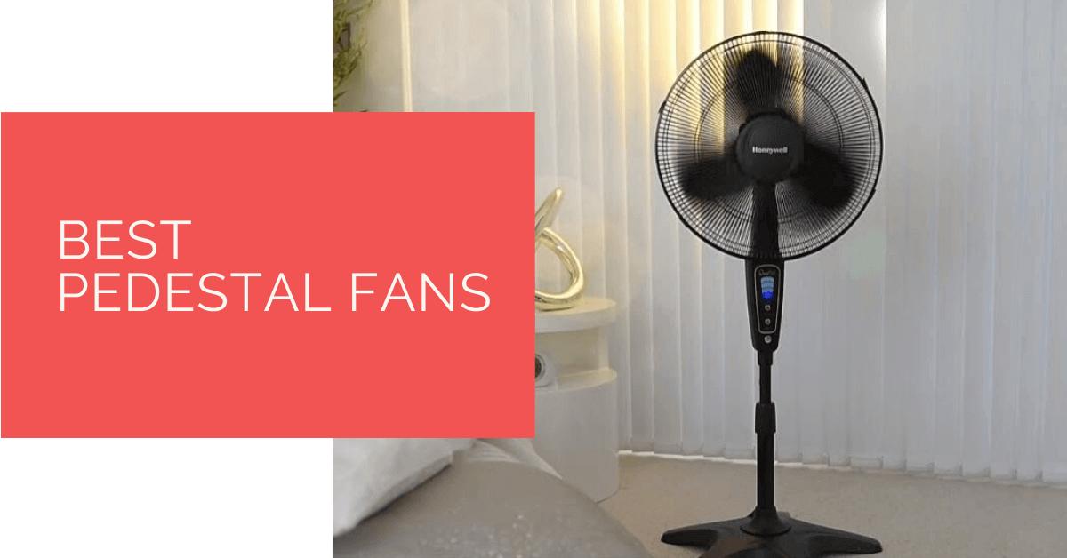 Best Pedestal Fans