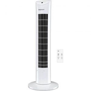 Pro Breeze® Oscillating 30-inch Tower Fan
