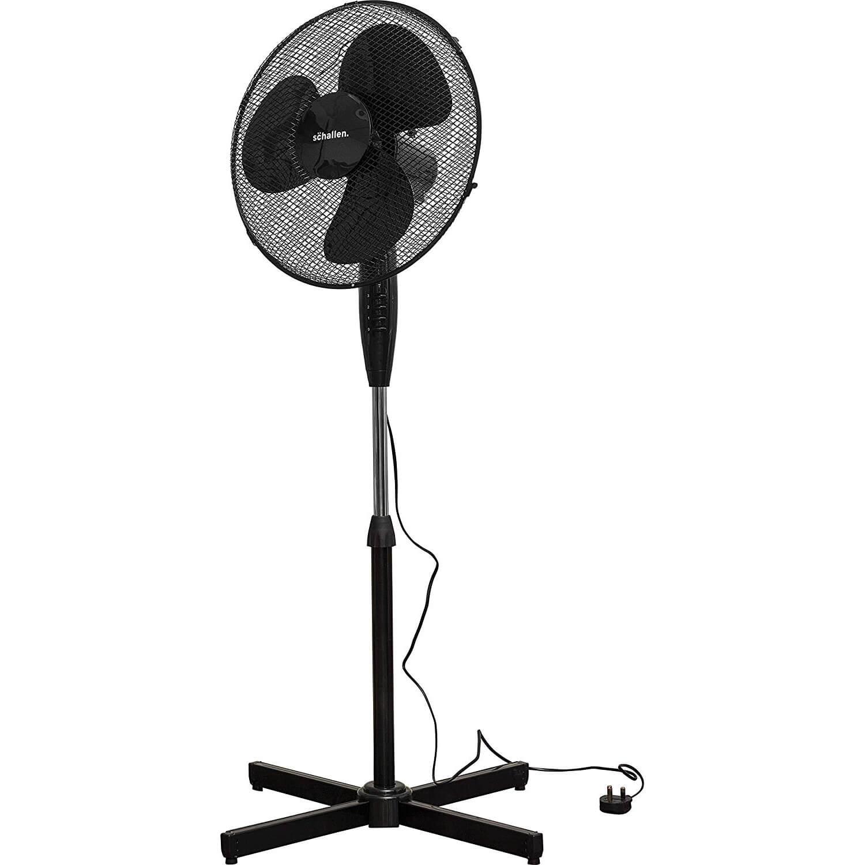 Schallen 16″ Floor Standing Pedestal Fan