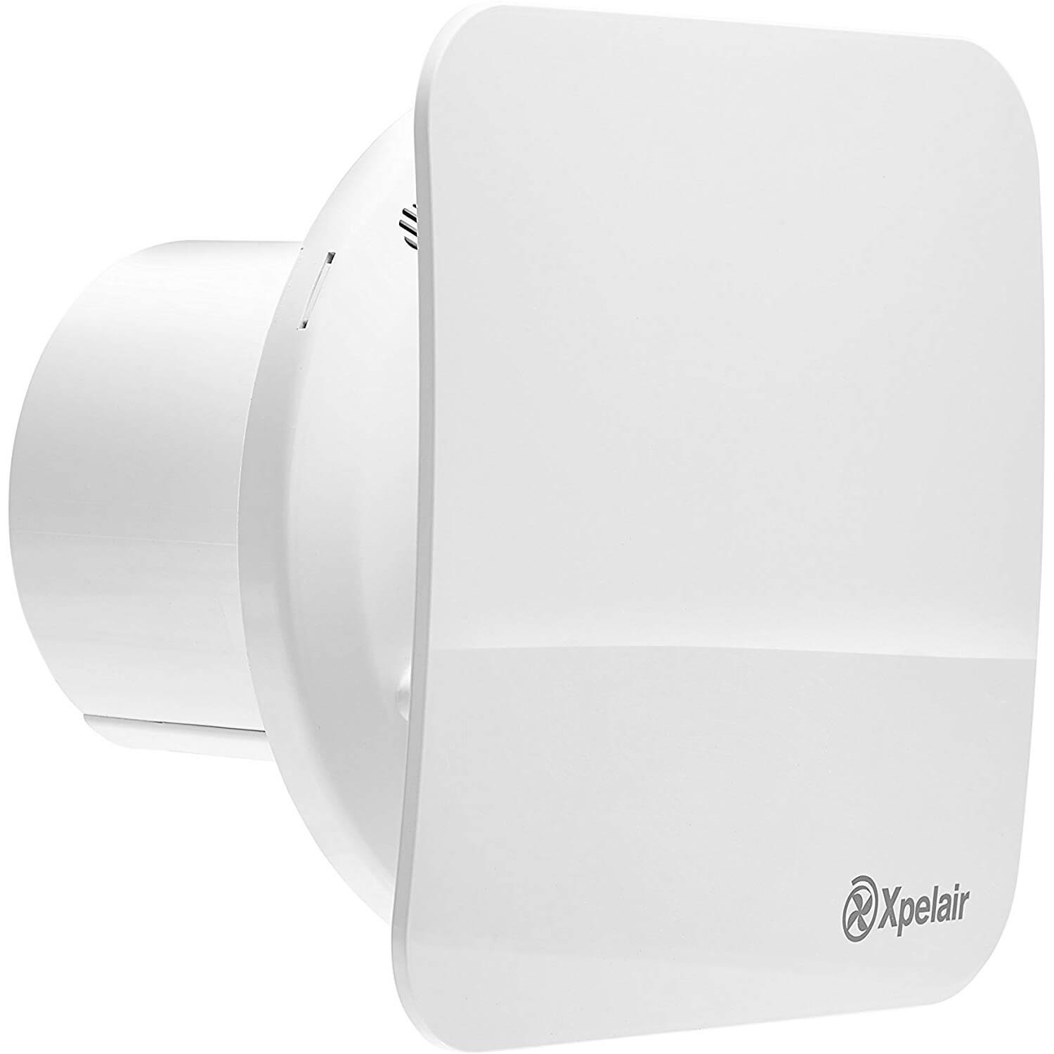 Xpelair C4S 4-inch Simply Silent Contour Extractor Fan
