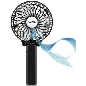 iwish Mini Portable Fan