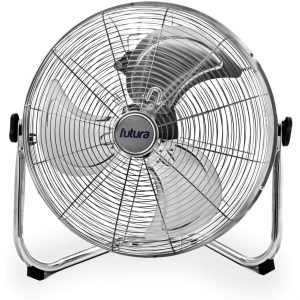 Futura High Velocity Floor Fan Large 20 Inch 50cm Frame