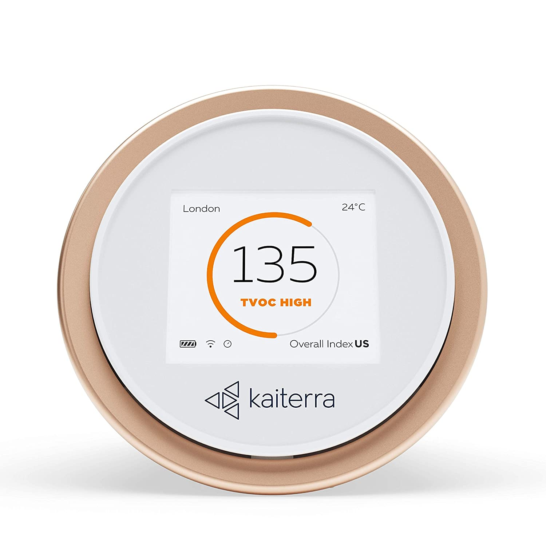 Kaiterra Laser Egg+ Chemical: Indoor Air Quality Monitor