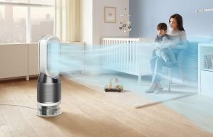 Dyson Air Purifer in Room