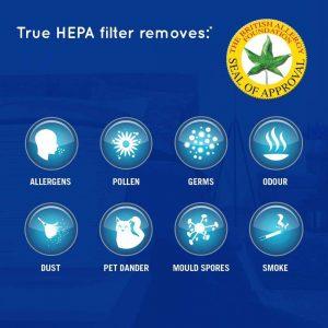 HoMedics Professional True HEPA