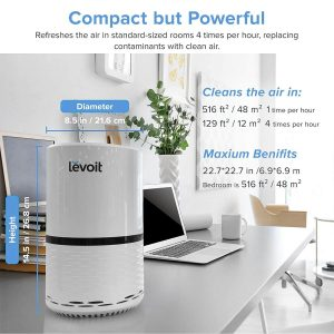 Levoit LV-H132 Compact But Powerful