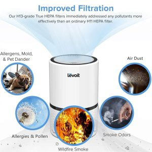 Levoit LV-H132 Filtration
